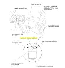 odyssey accessories stopped working honda tech attached images
