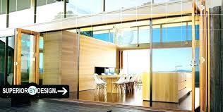 folding glass doors cost exterior folding glass doors exterior accordion doors folding glass doors exterior cost