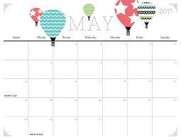 Cute And Crafty 2017 Printable Calendar Imom Cute Printable ...