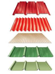 prepaint galvanized corrugated iron sheet used for roofing building constrction