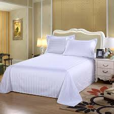 get ations constant code hotel linen cotton plain white five star hotel dedicated encryption satin stripe single or
