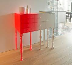 new furniture ideas. classic furniture meets bright neon colours the eclectic squid cabinet interesting modern design new ideas n