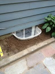 brick basement window wells. Furthermore; We Removed The Existing Brick Window Well And Replaced It With A Sun House Deep Basement Wells