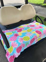 Golf Cart Seat Cover Pattern Unique Decorating Ideas