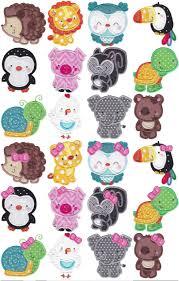 Animal Applique Designs Machine Embroidery Designs And Applique Designs Applique