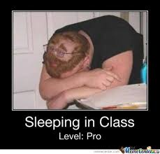 Sleeping In Class Memes. Best Collection of Funny Sleeping In ... via Relatably.com
