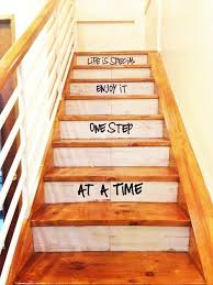 Stairs Quotes Adorable One Step At A Time ^^ Via Tumblr On We Heart It