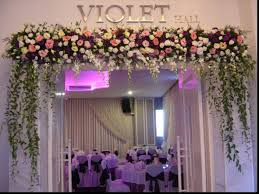Wedding Arch Decorations Fantastic Wedding Decor Ideas Without Flowers Included Draping