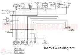 wiring diagram chinese atv wiring diagrams baja250 wd diagram wiring diagram for chinese 110 atv at Chinese Atv Wiring Schematic