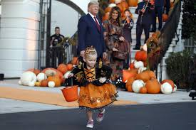 Image result for images trump melania halloween