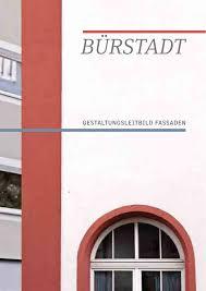 Fassadenleitbild