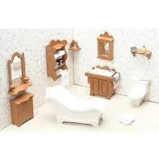 inexpensive dollhouse furniture. Cheap Dollhouse Furniture Kit Bathroom Inexpensive