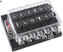 12 road 12 way car fuse boxes automotive fuse holder golf cart automotive fuse box holder 12 road 12 way car fuse boxes automotive fuse holder golf cart, sport utility vehicles