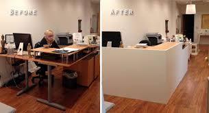 ikea furniture desk. lobbybeforeandafter ikea desk and facade ikea furniture