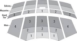 View Seats Pricing San Diego Opera
