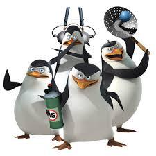 Resultado de imagem para pinguins de madagascar personagens