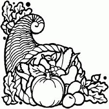 Small Picture Thanksgiving And Fall Coloring Pages Coloring Pages