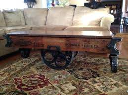cart coffee table outstanding photo gallery of baggage cart coffee table viewing 7 of photos factory cart coffee table