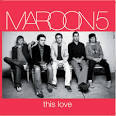 This Love album by Maroon 5