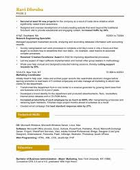 Sales Consultant Resume Creative Marketer Resumes Social Media