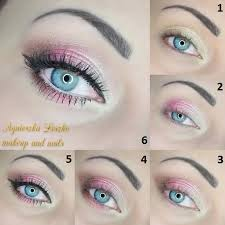 bridal makeup step by step