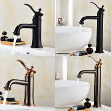 gold bathroom taps ebay. vintage 4 styles polished chrome black gold bath basin sink mono bloc mixer tap bathroom taps ebay 9