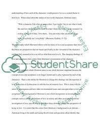 Love And Acceptance Essay Example Topics And Well Written