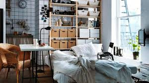 Organization Ideas For Small Apartments smart organizing space in a small apartment theydesignnet 7167 by uwakikaiketsu.us