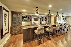 basement bar lighting ideas. Basement Bar Lighting Ideas Home Contemporary With Kitchen Island Rustic Breakfast