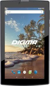 <b>Планшет Digma Plane 7552M</b>, 16 ГБ, черный — купить в ...
