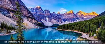 Banff National Park Desktop - 2560x1080 ...