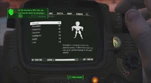 Special Chart Fallout 4 Fallout 4 Special Cheat Www Oneangrygamer Net Flickr