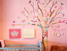 on diy wall art for baby girl nursery with diy how to make a decoupage tree