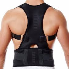 Magnetic Therapy Posture Corrector Brace \u2013 OMG TRUE