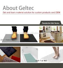Gel Floor Mats For Kitchen Decorative Kitchen Floor Matsmicrofiber Washable Kitchen Floor