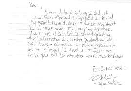 tupac shakur s emotional letter from jail selling for k page six house where tupac lived on for 2 66m