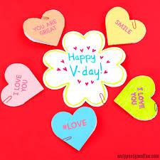 conversation hearts valentines day