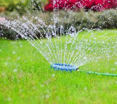 garden irrigation system. Garden Sprinkler Irrigation System