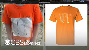 Longhorn T Shirt Designs University Of Tennessee Sells Shirt Designed By Bullied Kid