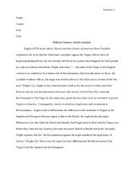 an example of a essay example of argumentative essays essay  an