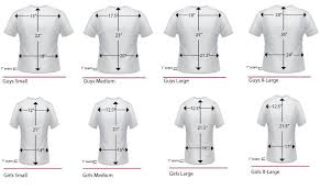 Sizing Positioning For T Shirts Customapparel Customtees