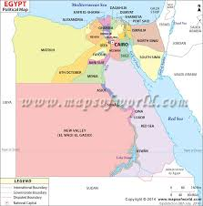 political map of egypt egypt governorates map Egypts Map political map of egypt egypt map