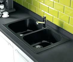 cast iron undermount kitchen sink kitchen sinks cast iron sink cleaner faucets with black fancy faucet