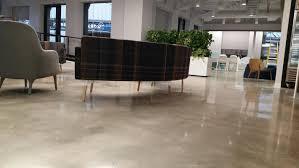 interior concrete floor by bac
