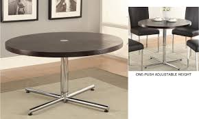 High Quality Full Size Of Coffee Tables:breathtaking Adjustable Height Round Coffee Table  Legs U2014 Home Design ...