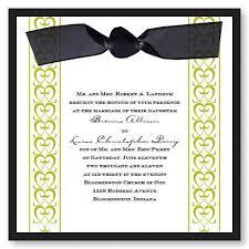 Invitations Formal A Formal Affair Wedding Invitations Formal Wedding