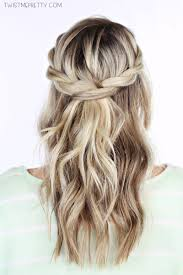 Hair Style Braid 30 cute and easy braid tutorials that are perfect for any 2592 by wearticles.com