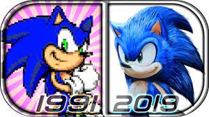 Hello guys and gals, me mutahar again! Evolution Of Sonic In Video Games 1991 2019 Sonic The Hedgehog Fixed 2019 Funny Dance Scene Youtube Sonic Sonic The Hedgehog Hedgehog