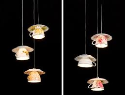 upside down lamp shades how to recycle recycled teacups saucer 18