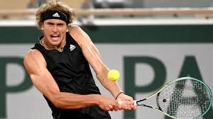 4 in the world tennis rankings, has again denied allegations of domestic abuse by a former partner and has started legal action after a story detailed the. Tennis French Open Zverev Erreicht Achtelfinale Zdfheute